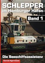 Schlepper Im Hamburger Hafen - Band 1