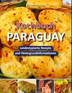 Kochbuch Paraguay af Kerstin Teicher