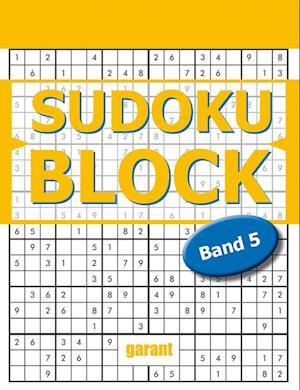 Sudoku Block Band 5