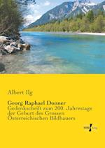 Georg Raphael Donner af Albert Ilg