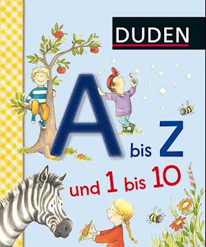 Duden A bis Z und 1 bis 10