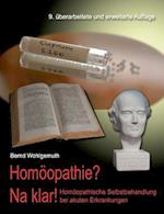 Homoopathie? Na Klar!