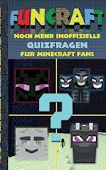 Funcraft - Noch Mehr Inoffizielle Quizfragen Fur Minecraft Fans