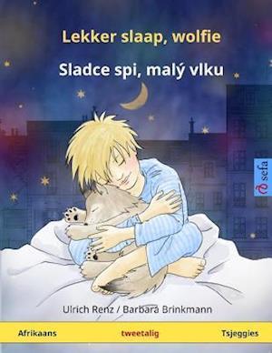 Bog, paperback Lekker Slaap, Wolfie - Sladce SPI, Maly Vlku. Tweetalige Kinderboek (Afrikaans - Tsjeggies) af Ulrich Renz