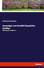 Genealogie Und Heraldik Burgerlicher Familien