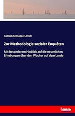 Zur Methodologie Sozialer Enqueten af Gottlieb Schnapper-Arndt