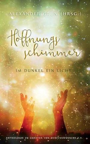 Bog, paperback Hoffnungsschimmer - Im Dunkel Ein Licht af Jorg Olbrich, Katharina Rambeaud