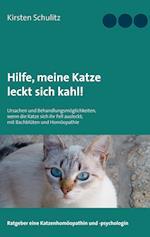 Hilfe, Meine Katze Leckt Sich Kahl!