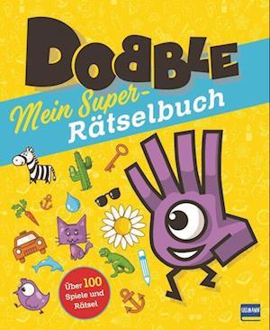 Dobble - Mein Super-Rätselbuch