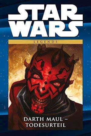 Star Wars Comic-Kollektion 11 - Darth Maul - Todesurteil
