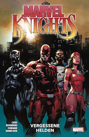 Marvel Knights: Vergessene Helden
