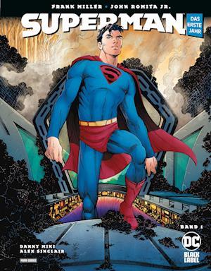 Superman: Das erste Jahr