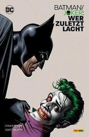 Batman/Joker: Wer zuletzt lacht
