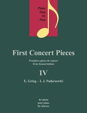 First Concert Pieces IV