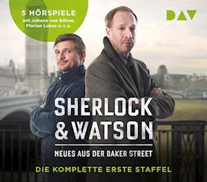 Sherlock & Watson. Neues aus der Baker Street. Die komplette erste Staffel