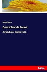 Deutschlands Fauna af Jacob Sturm
