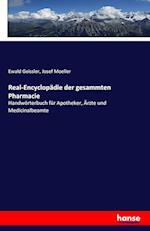 Real-Encyclopadie Der Gesammten Pharmacie