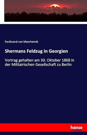Shermans Feldzug in Georgien