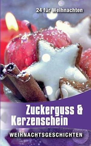 Bog, paperback Zuckerguss & Kerzenschein