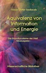 Aquivalenz Von Information Und Energie