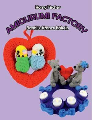 Bog, paperback Amigurumi Factory af Romy Fischer