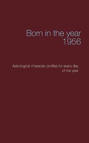 Bog, paperback Born in the Year 1956 af Christoph Dappen