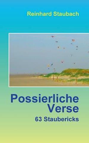 Bog, paperback Possierliche Verse af Reinhard Staubach