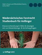 Niedersachsisches Forstrecht Studienbuch Fur Anfanger af Justus Eberl
