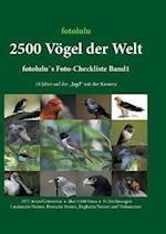 2500 Vogel Der Welt