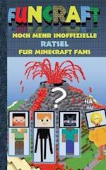 Funcraft - Noch Mehr Inoffizielle Ratsel Fur Minecraft Fans