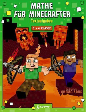 Mathe für Minecrafter - Textaufgaben