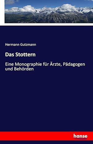 Bog, paperback Das Stottern af Hermann Gutzmann