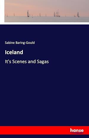 Bog, hæftet Iceland af Sabine Baring-Gould
