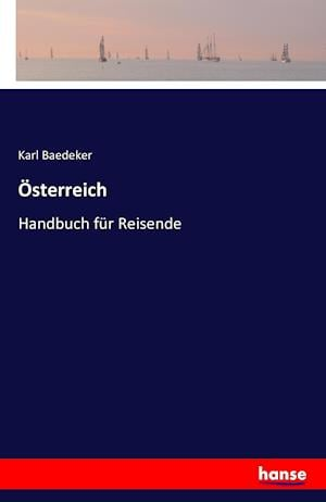 Bog, paperback Osterreich af Karl Baedeker