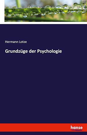 Grundzuge Der Psychologie
