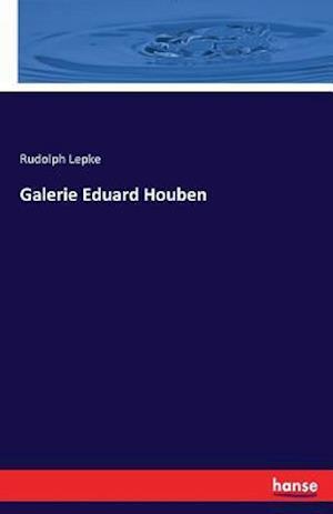Bog, paperback Galerie Eduard Houben
