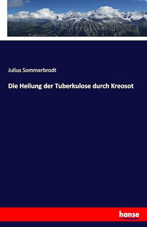 Bog, paperback Die Heilung Der Tuberkulose Durch Kreosot af Julius Sommerbrodt