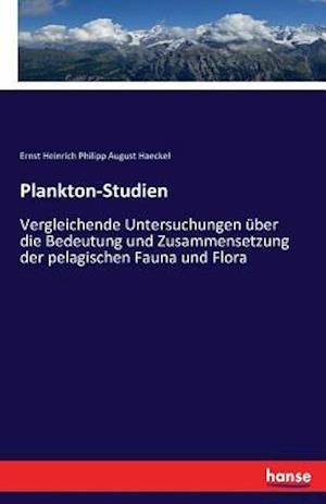 Bog, paperback Plankton-Studien af Ernst Heinrich Philipp August Haeckel