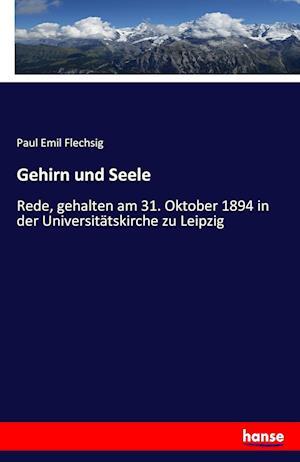 Bog, paperback Gehirn Und Seele af Paul Emil Flechsig