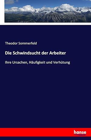 Bog, paperback Die Schwindsucht Der Arbeiter af Theodor Sommerfeld