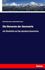 Die Elemente Der Geometrie