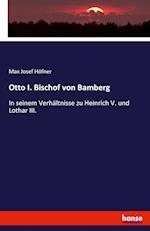 Otto I. Bischof Von Bamberg af Max Josef Hofner