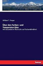Uber Den Farben- Und Temperatur-Sinn