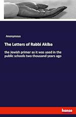The Letters of Rabbi Akiba