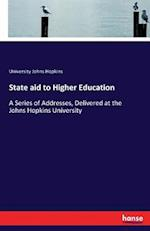 State aid to Higher Education