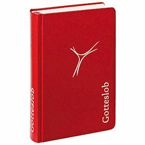 Gotteslob Standard-Ausgabe Kunstleder rot