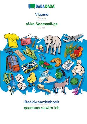 BABADADA, Vlaams - af-ka Soomaali-ga, Beeldwoordenboek - qaamuus sawiro leh