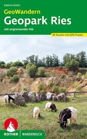 GeoWandern Geopark Ries - mit angrenzender Alb