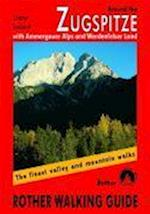 Around the Zugspitze Bavaria, Rother Walking Guide af Bergverlag Rother