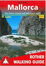 Mallorca, Rother Walking Guide (5th ed. July 17) (Rother Walking Guide)